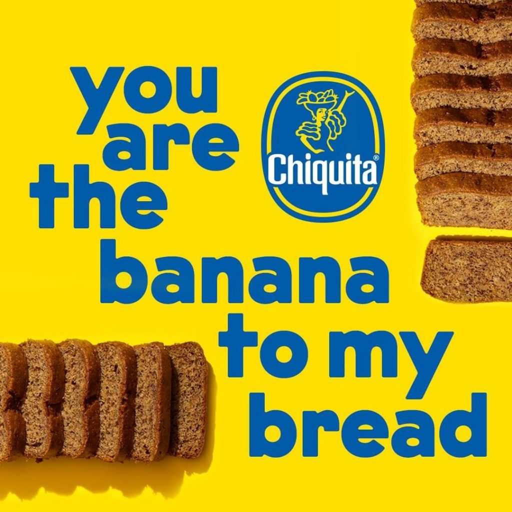 Chiquita banana bread
