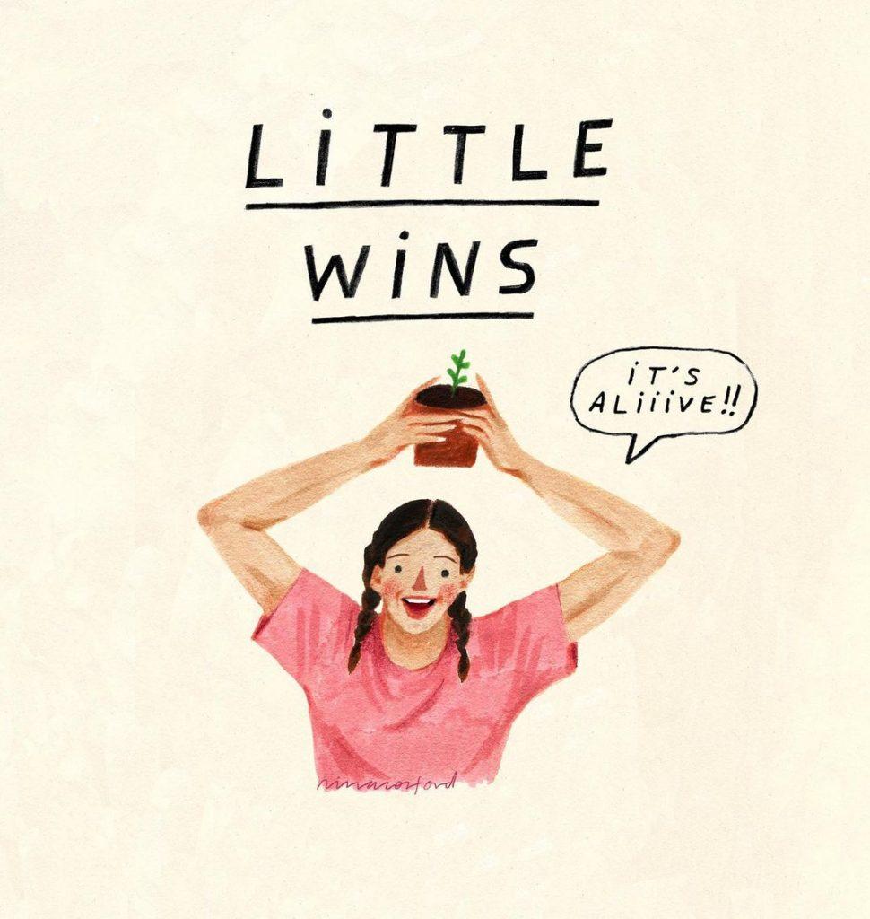 Little Wins Poster