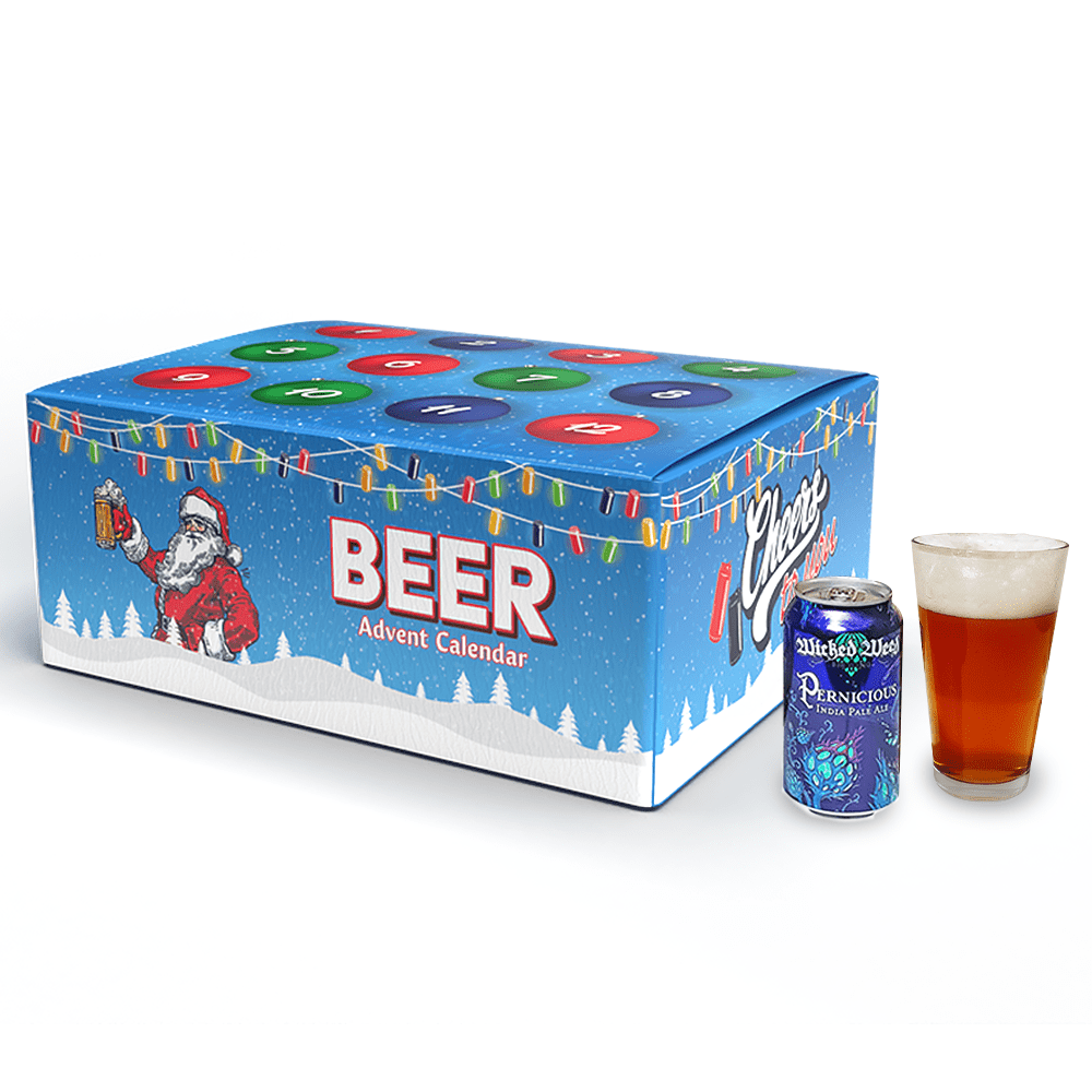Beer custom countdown calendars