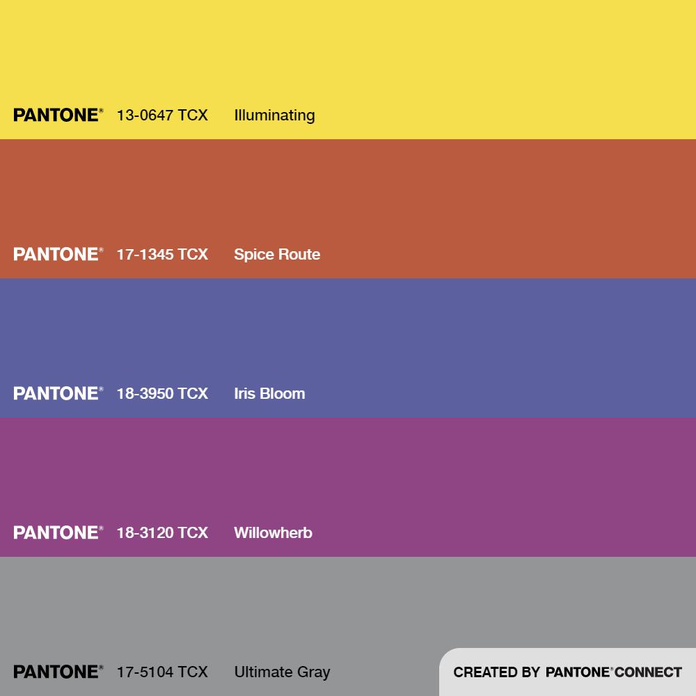 Pantone Connect Palette 3