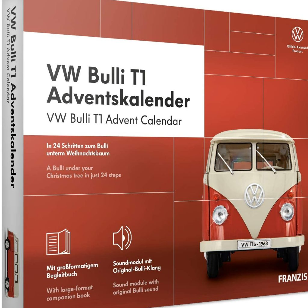 VW Bulli Calendar