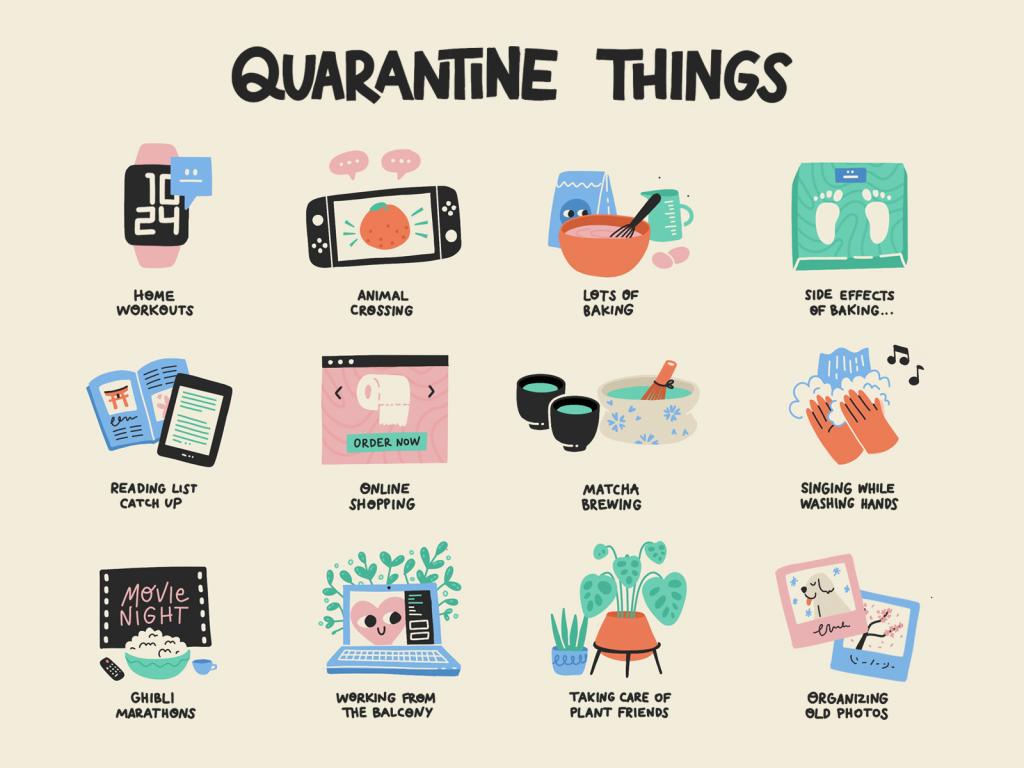 quarantine things