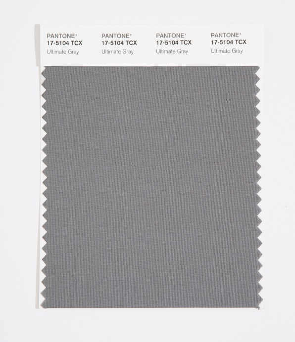 ultimate grey color of the year