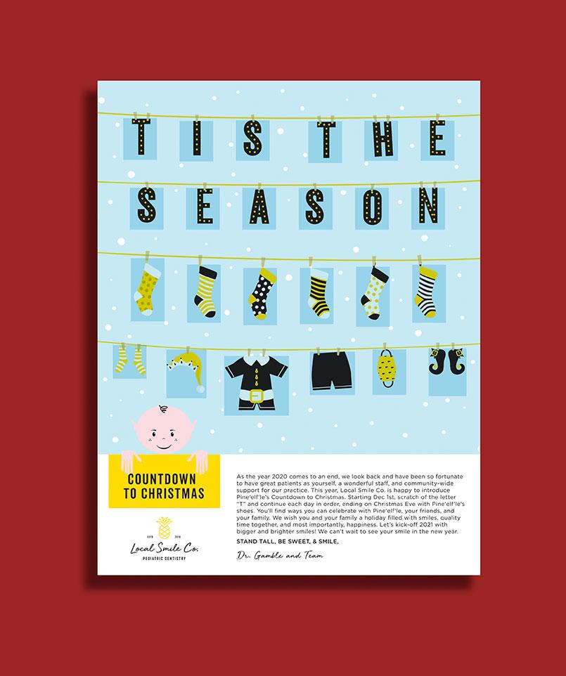 advent tis the season